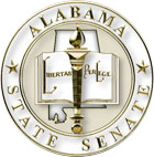 Seal of the Alabama State Senate